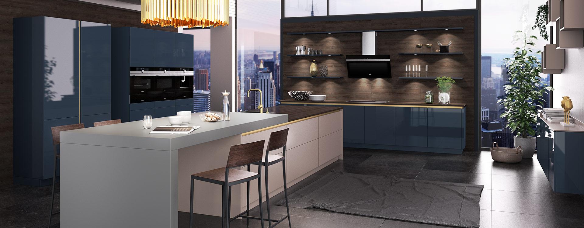 Brigitte Kitchen: Fascination
